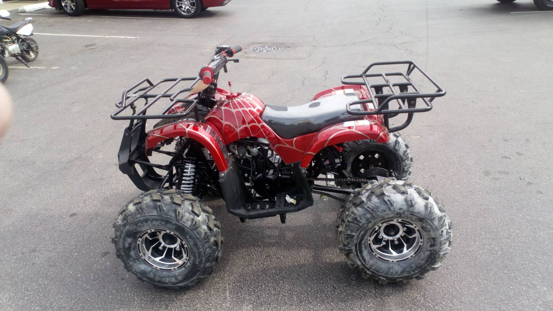 2018 Coolster ATV 125cc in Forest View, Illinois - Photo 3