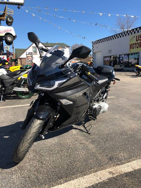 2018 Yongfu Falcon 250cc in Forest View, Illinois - Photo 3