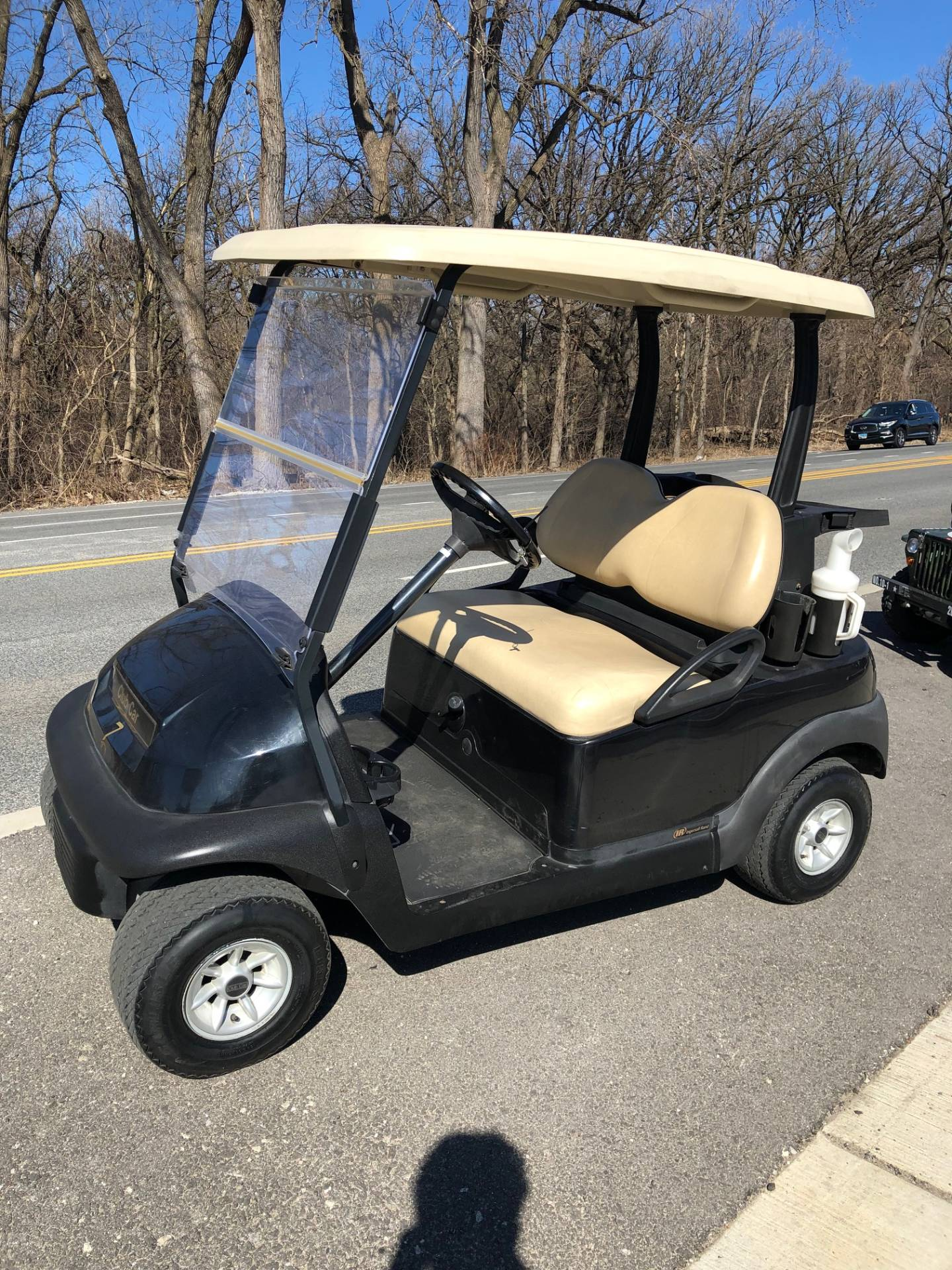2014 Club Car Gas in Forest View, Illinois - Photo 1