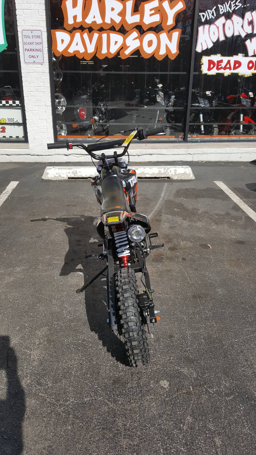 2018 Taotao USA Dirtbike 125cc in Forest View, Illinois