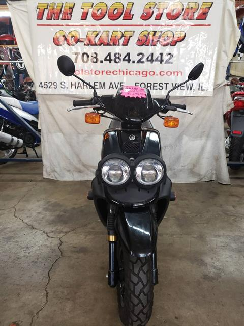 2008 Yamaha Zuma 50cc in Forest View, Illinois