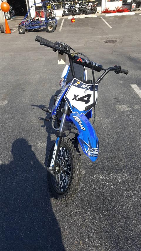 2018 Apollo RFZ Dirtbike 125cc in Forest View, Illinois