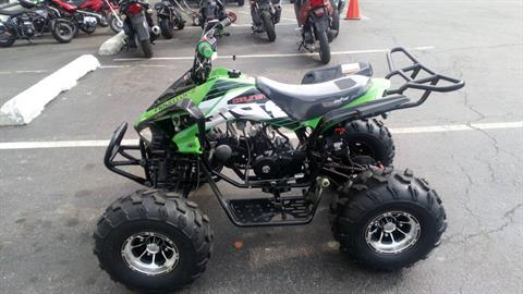 2018 Coolster Mountopz ATV 125cc in Forest View, Illinois