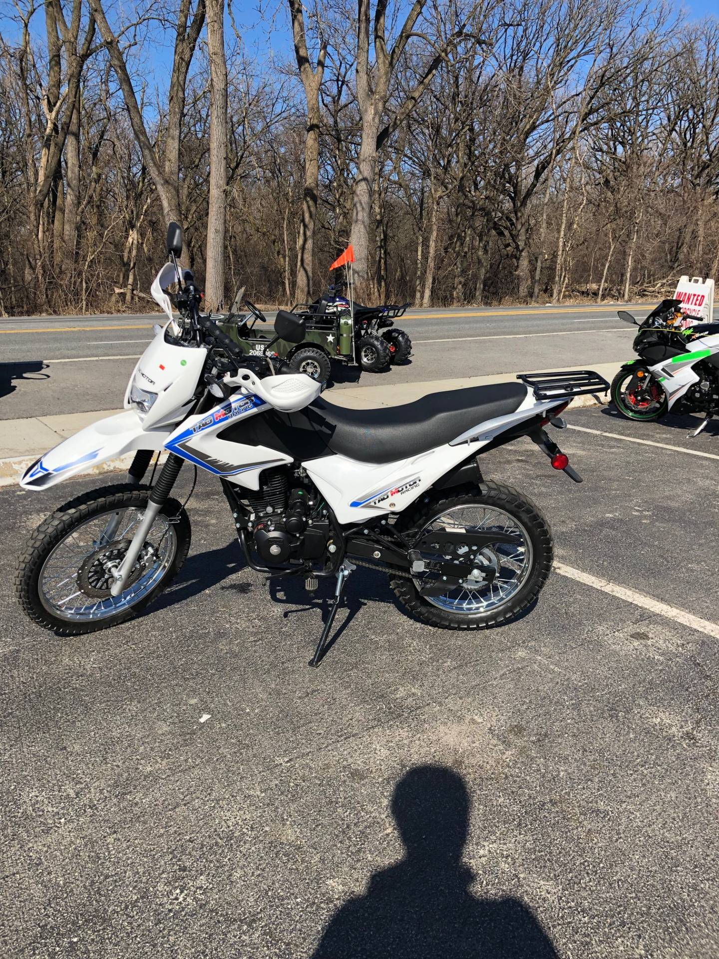 2019 Tao Motor 230cc in Forest View, Illinois - Photo 1