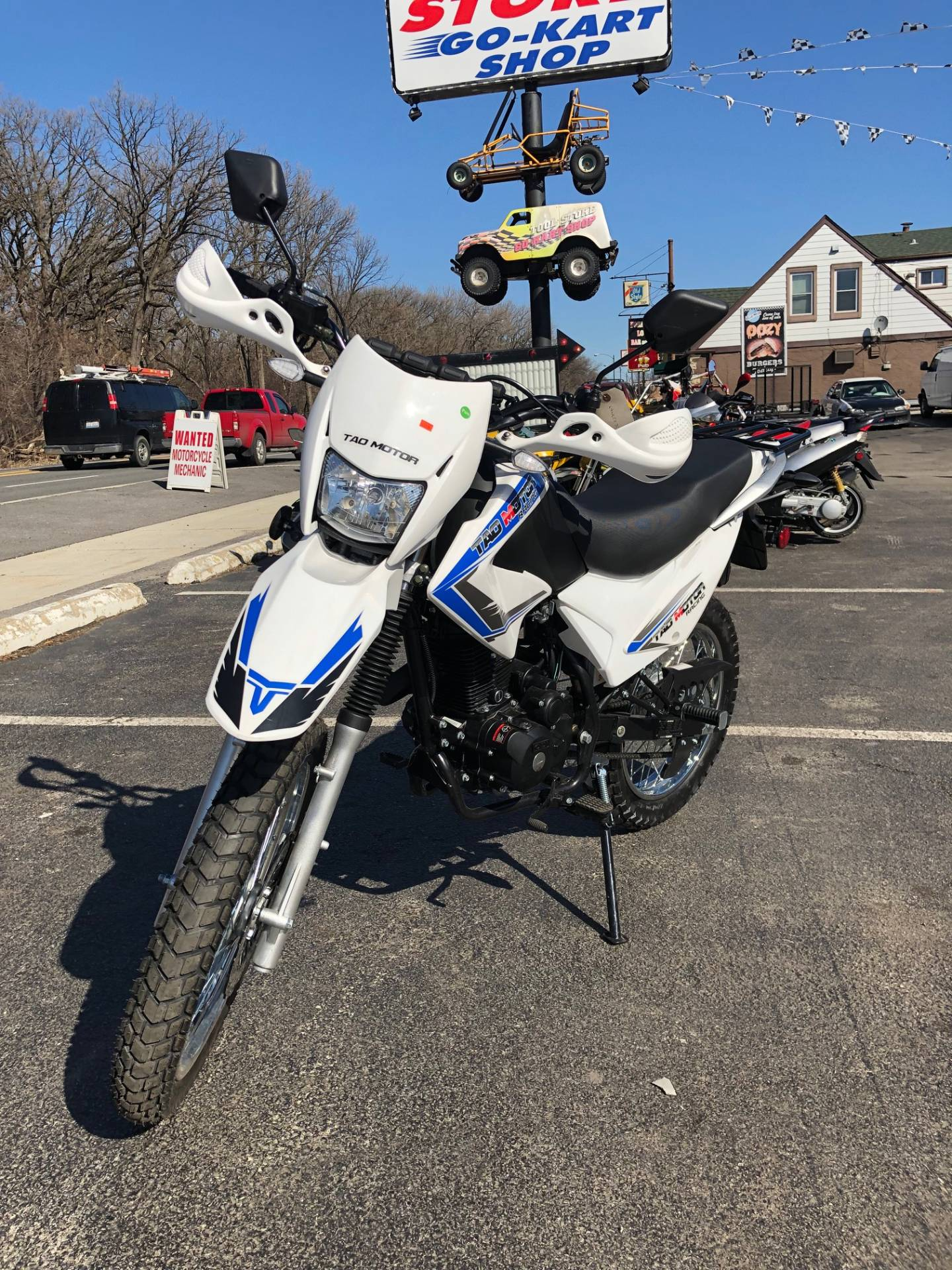 2019 Tao Motor 230cc in Forest View, Illinois - Photo 2