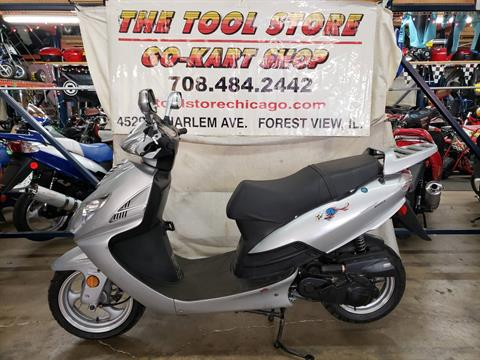 2009 Kaitong 150cc in Forest View, Illinois