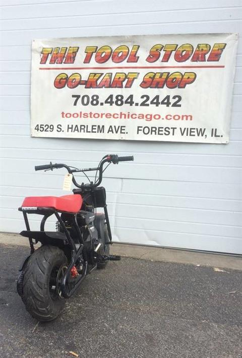 2017 Monster Moto MM-B105-RB in Forest View, Illinois