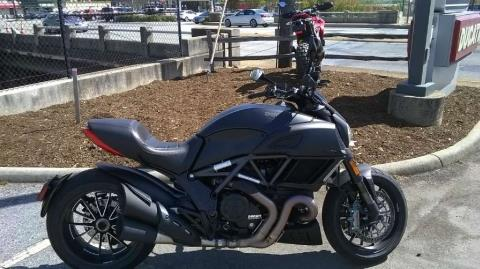 2015 Ducati Diavel in Greenville, South Carolina