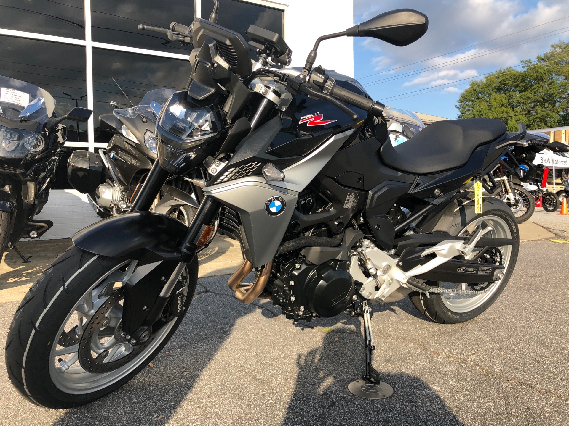 2021 BMW F900R in Greenville, South Carolina - Photo 1