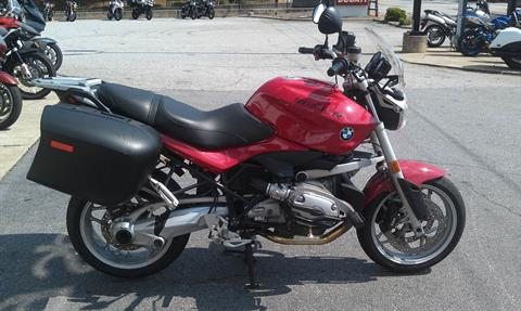 2009 BMW R 1200 R in Greenville, South Carolina