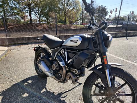 2020 Ducati Scrambler Icon Dark in Greenville, South Carolina - Photo 3