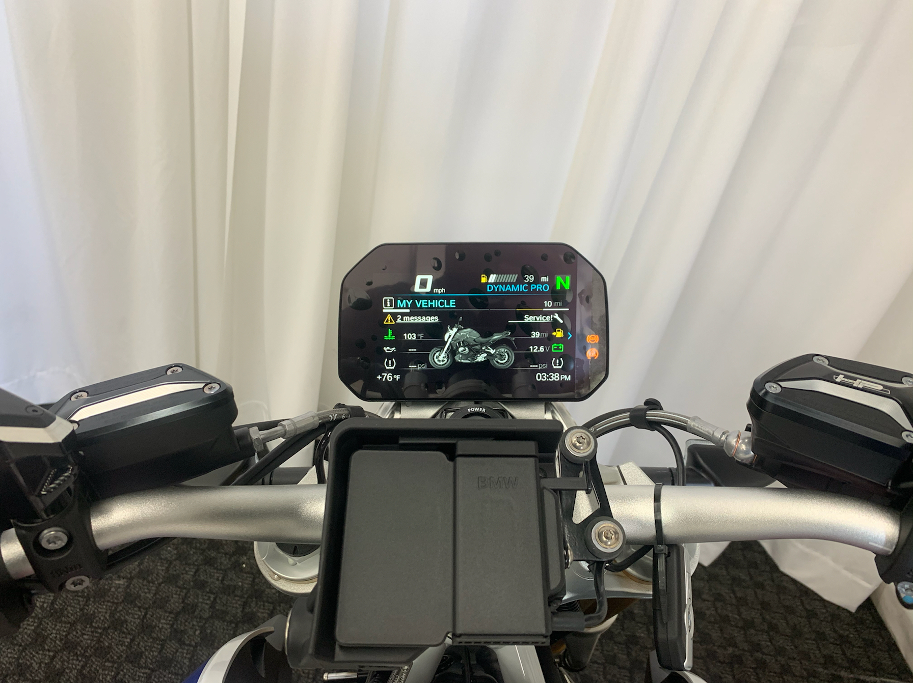 2020 BMW r1250r in Greenville, South Carolina - Photo 6