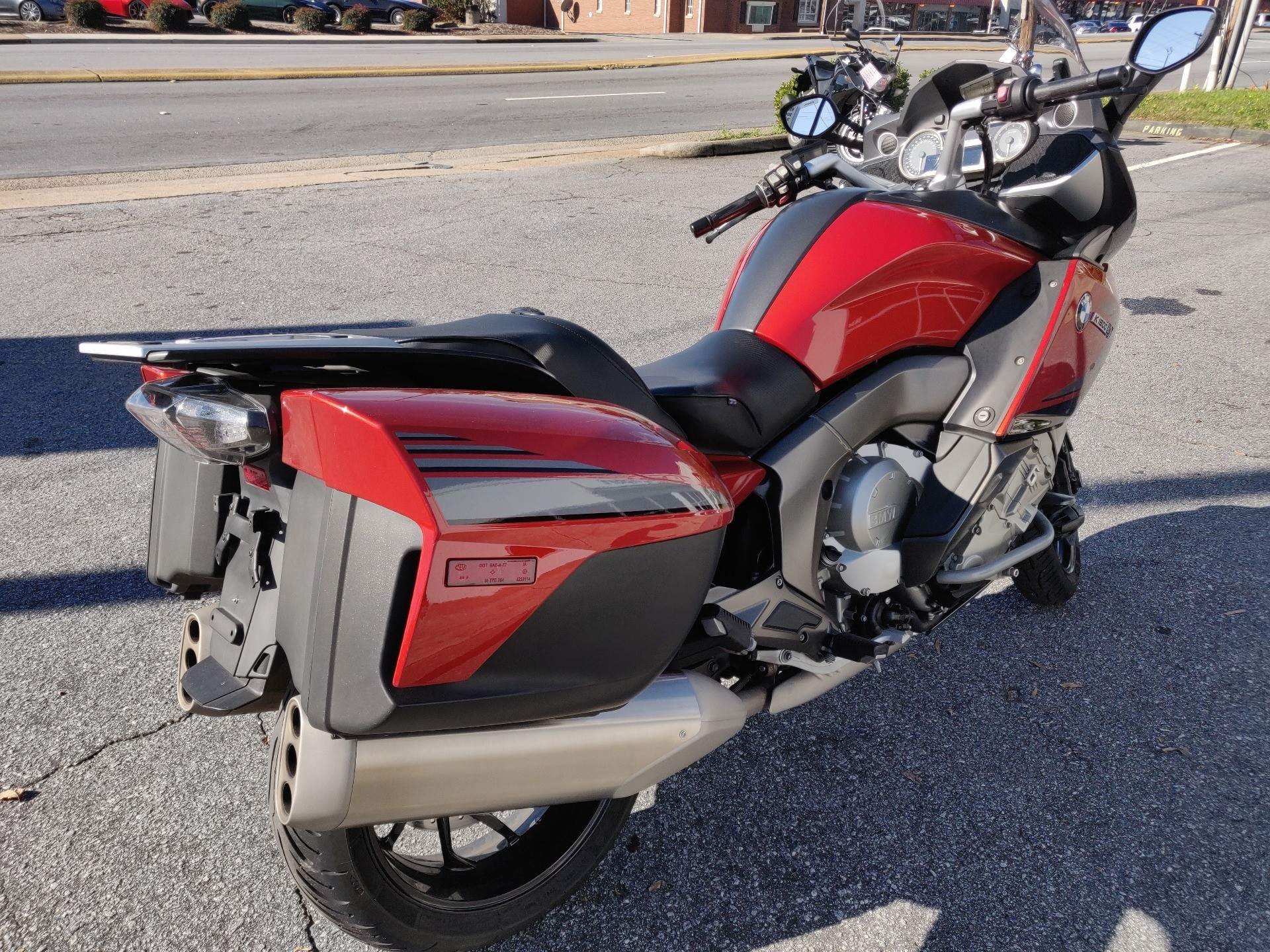 2015 BMW K 1600 GT in Greenville, South Carolina - Photo 5