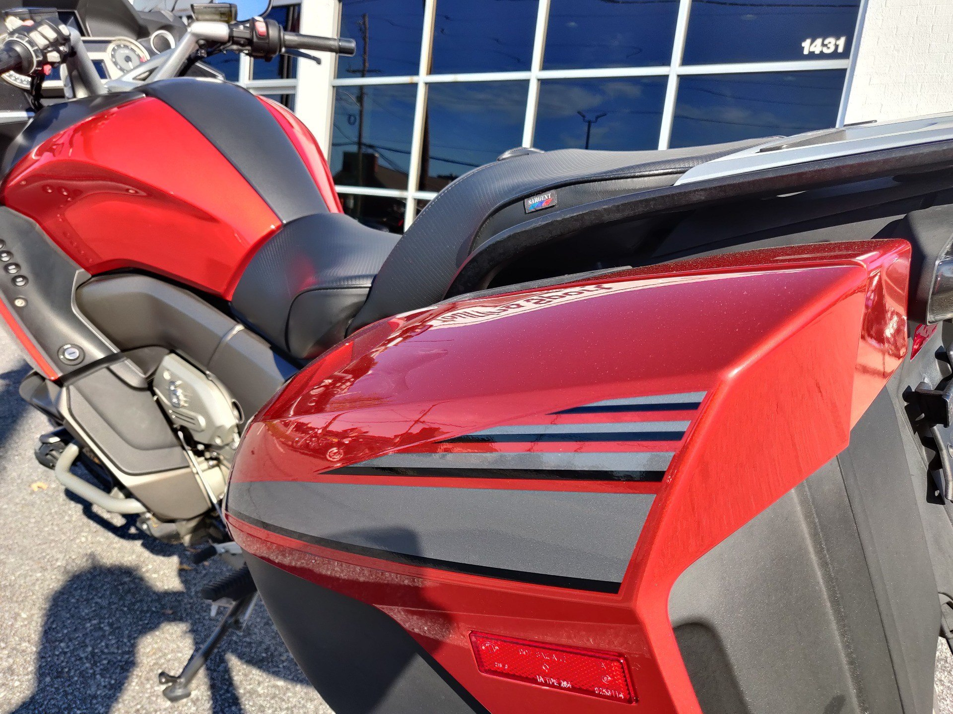 2015 BMW K 1600 GT in Greenville, South Carolina - Photo 13