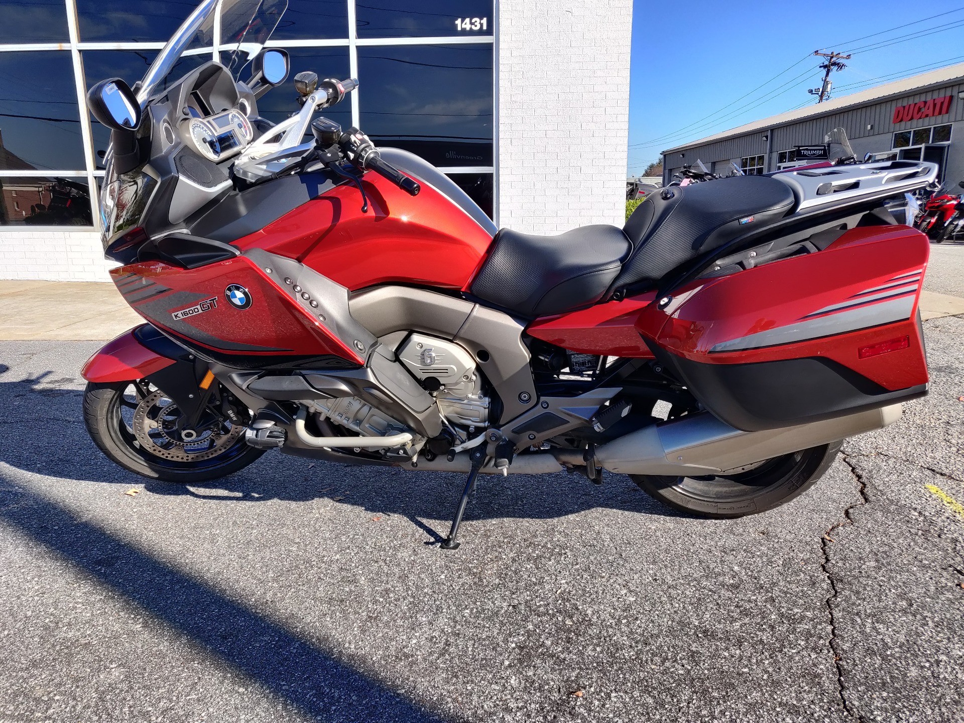 2015 BMW K 1600 GT in Greenville, South Carolina - Photo 8