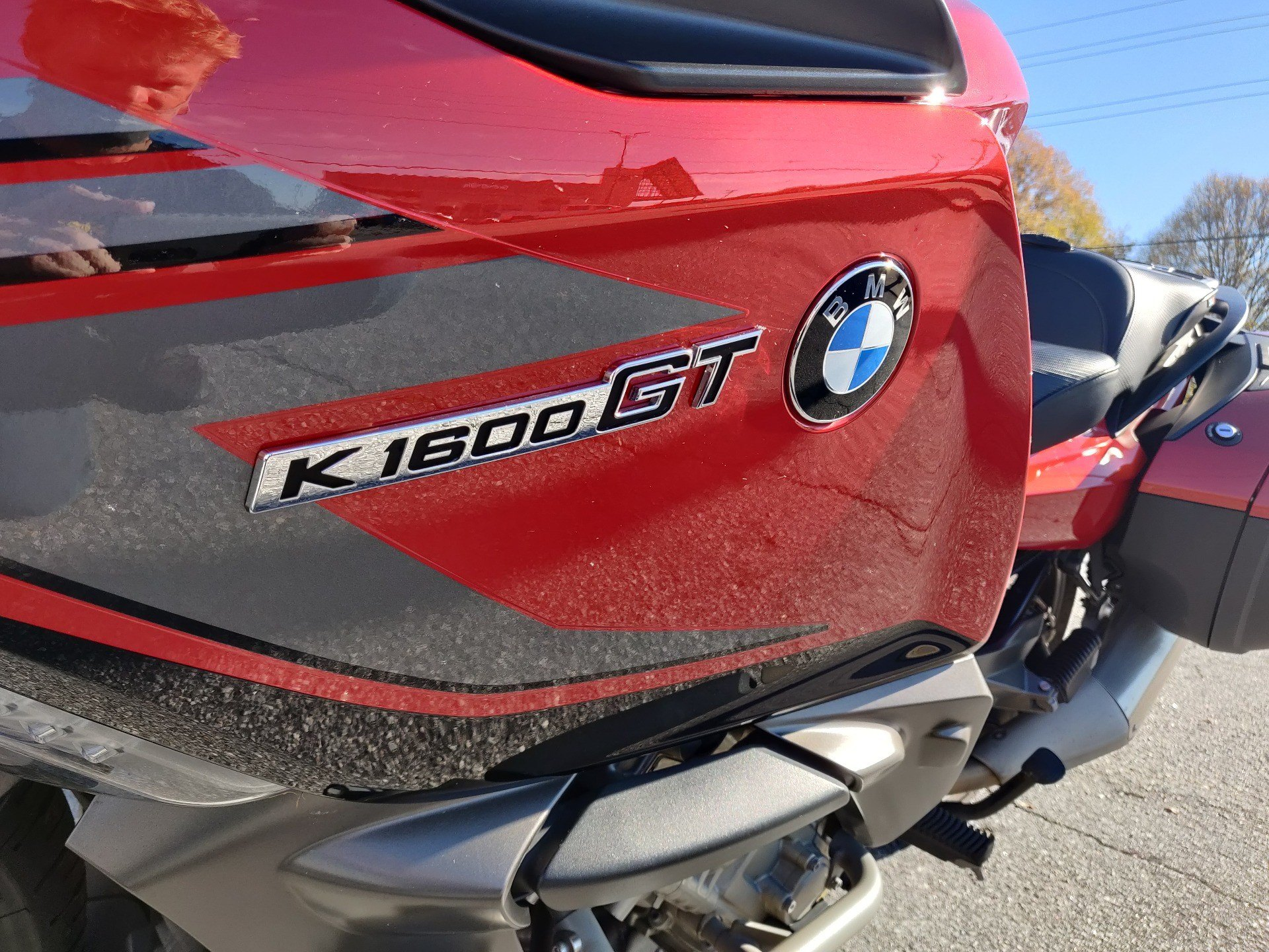 2015 BMW K 1600 GT in Greenville, South Carolina - Photo 15