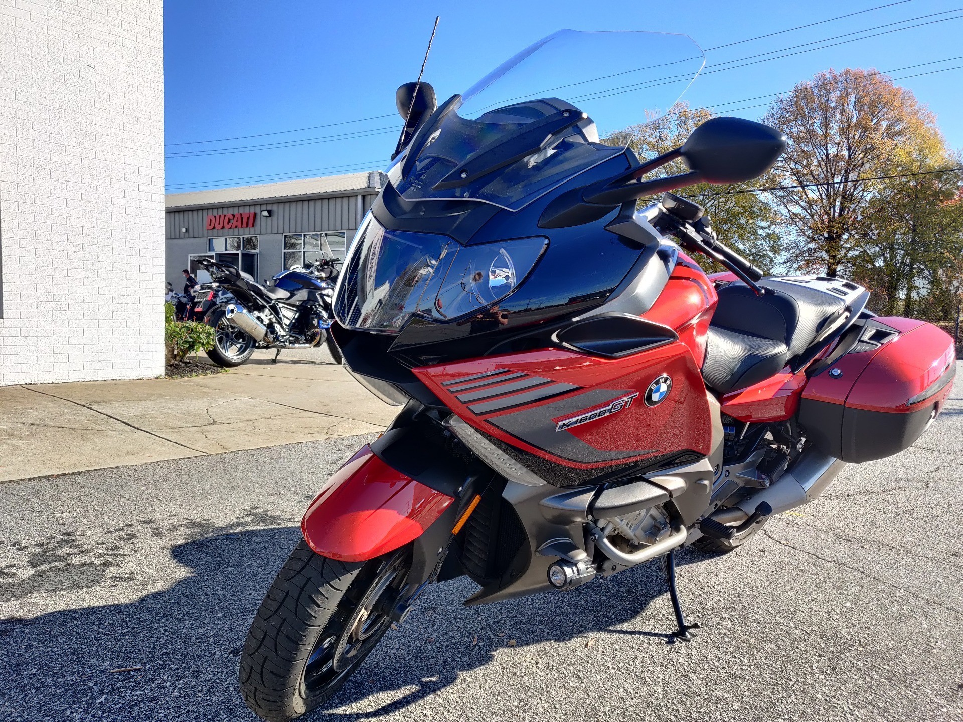 2015 BMW K 1600 GT in Greenville, South Carolina - Photo 1