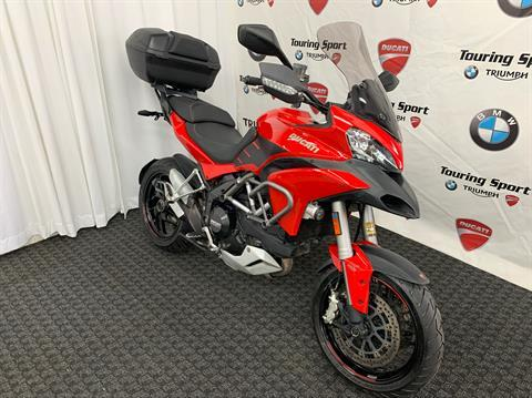 2014 Ducati Multistrada 1200 in Greenville, South Carolina - Photo 1