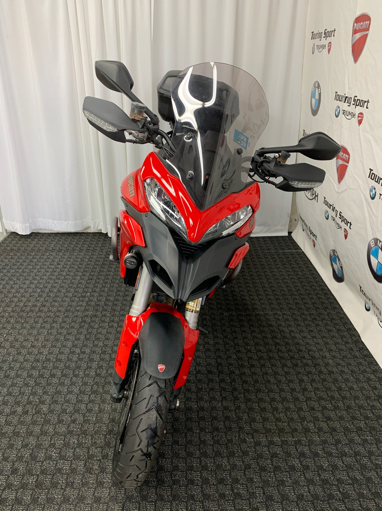 2014 Ducati Multistrada 1200 in Greenville, South Carolina - Photo 3