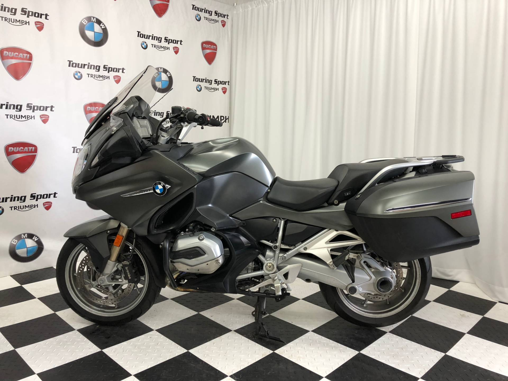 Used 2015 Bmw R1200rt Motorcycles In Greenville Sc
