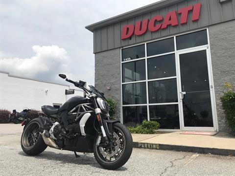 2016 Ducati XDiavel in Greenville, South Carolina