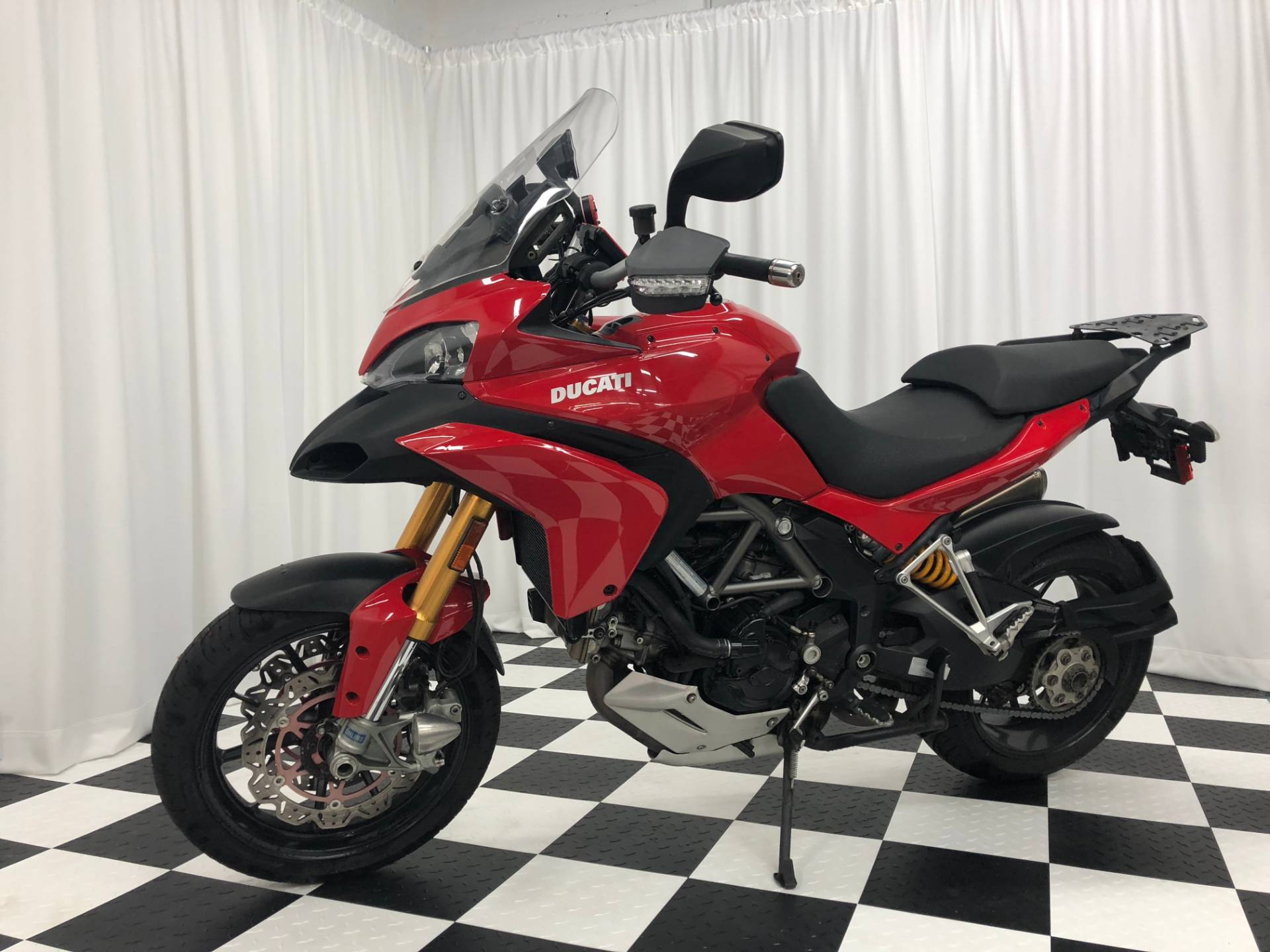 2011 Ducati Multistrada 1200 S Touring in Greenville, South Carolina