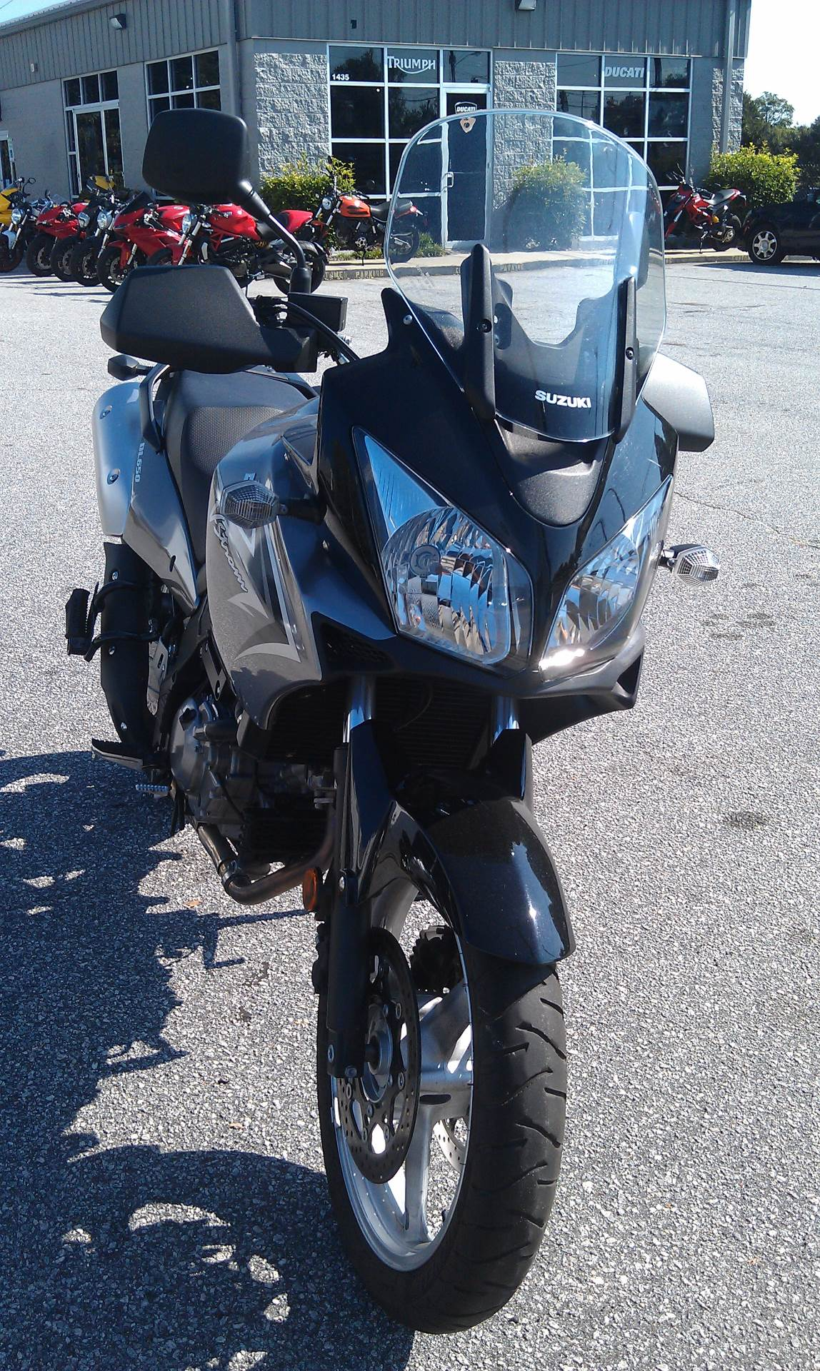 2009 Suzuki V-Strom 650 ABS in Greenville, South Carolina