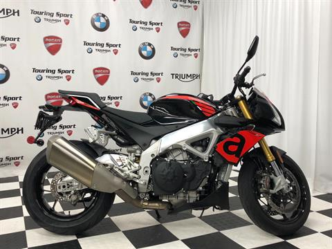 2017 Aprilia Tuono V4 1100 RR ABS in Greenville, South Carolina