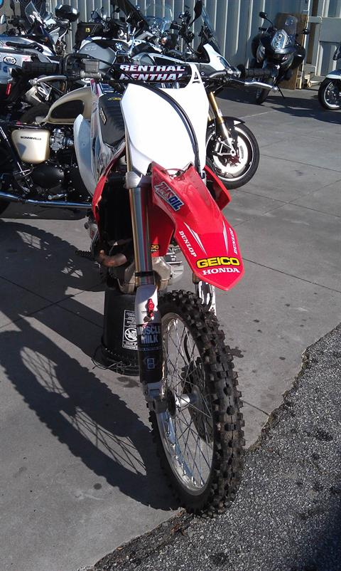 2015 Honda CRF®450R in Greenville, South Carolina