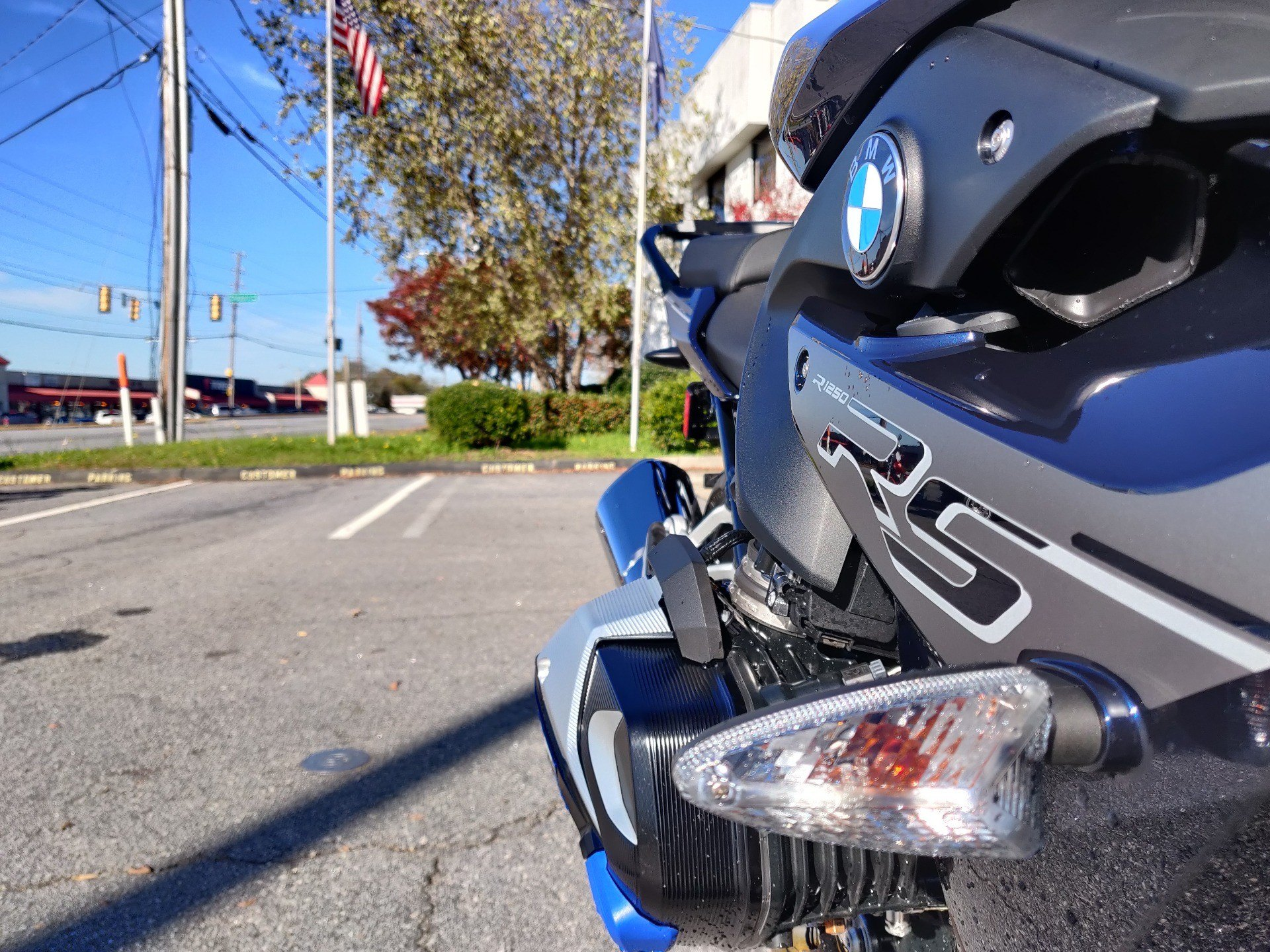 2020 BMW R 1250 RS in Greenville, South Carolina - Photo 15