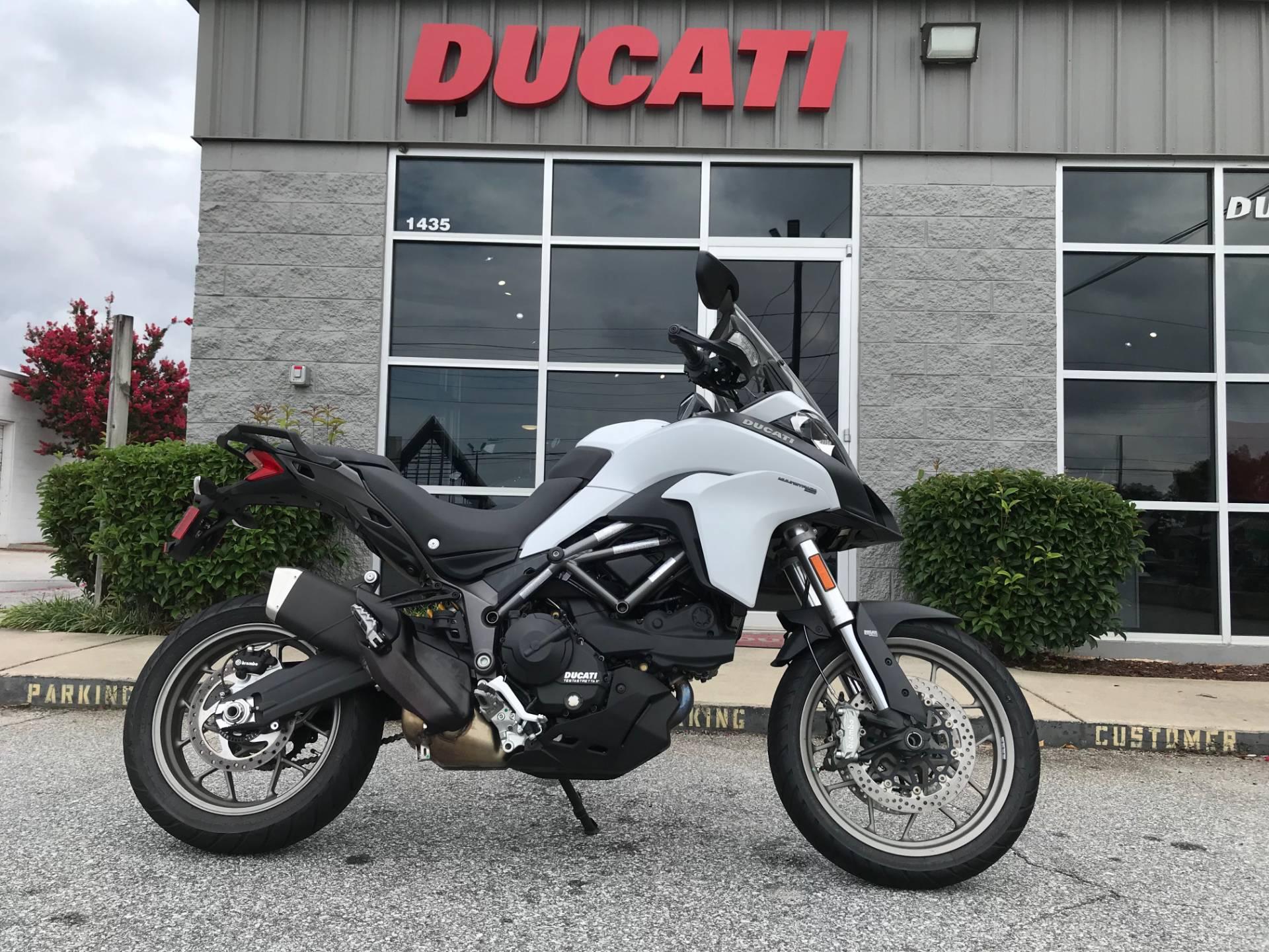 2017 Ducati Multistrada 950 in Greenville, South Carolina