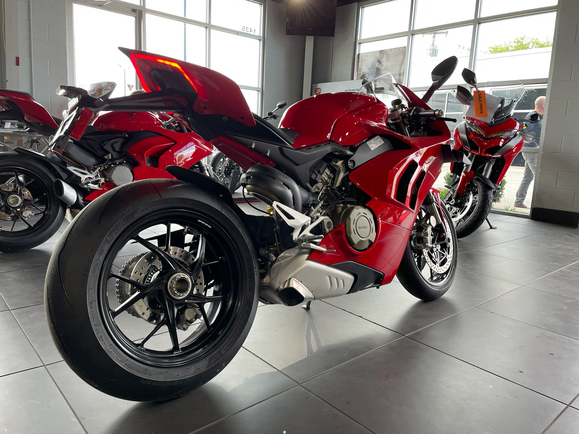 2021 Ducati Panigale V4 in Greenville, South Carolina - Photo 6