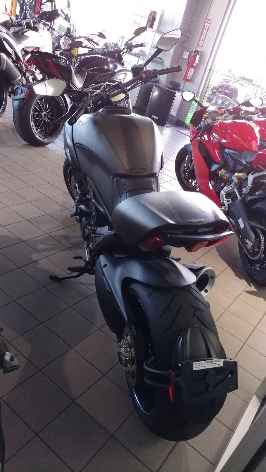 2016 Ducati Diavel Carbon in Greenville, South Carolina