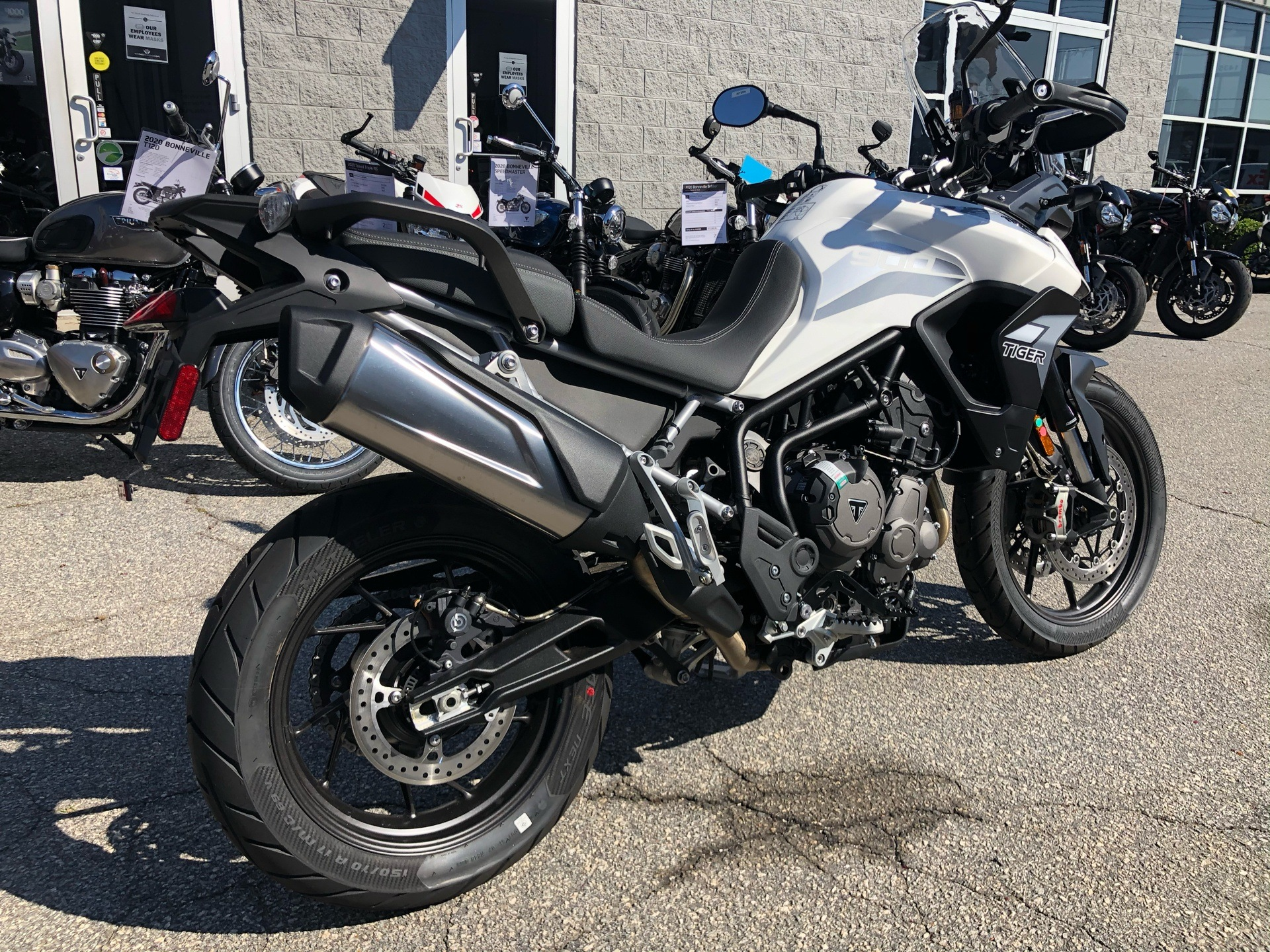 2020 Triumph Tiger 900 GT Low in Greenville, South Carolina - Photo 2