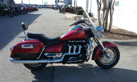 2014 Triumph Rocket III Touring ABS in Greenville, South Carolina