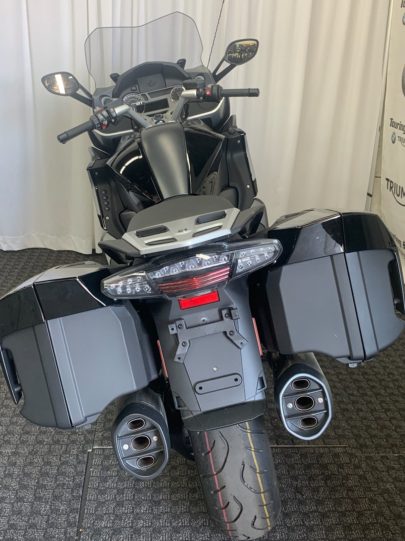 2019 BMW K1600gt in Greenville, South Carolina - Photo 4