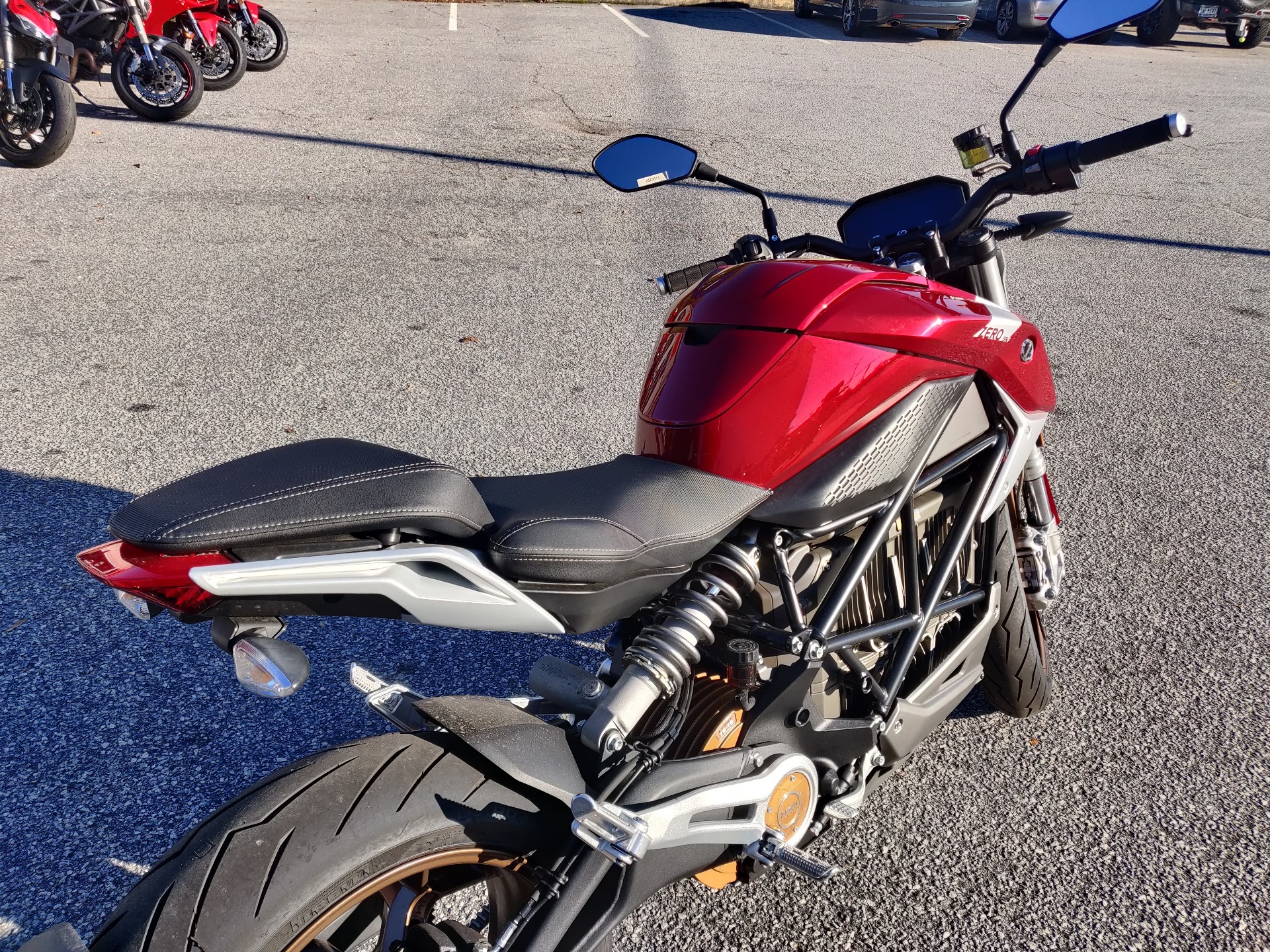 2020 Zero Motorcycles SR/F NA ZF14.4 Standard in Greenville, South Carolina - Photo 5