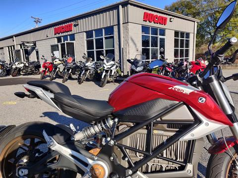 2020 Zero Motorcycles SR/F NA ZF14.4 Standard in Greenville, South Carolina - Photo 4