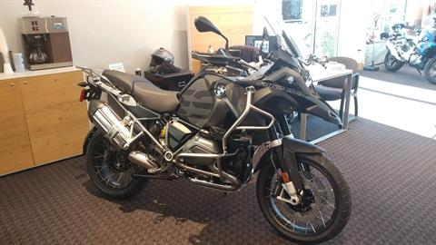 2017 BMW R 1200 GS Adventure in Greenville, South Carolina