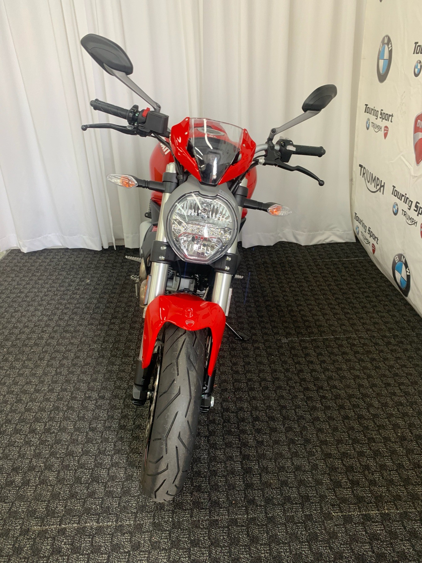 2019 Ducati Monster 797+ in Greenville, South Carolina - Photo 3