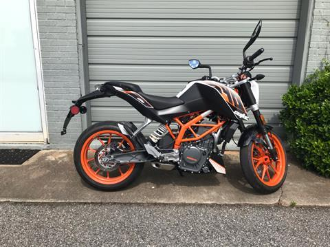 2015 KTM 390 Duke in Greenville, South Carolina - Photo 1