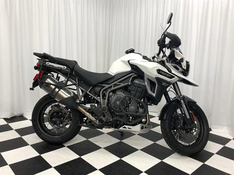 2017 Triumph Tiger Explorer XCx in Greenville, South Carolina