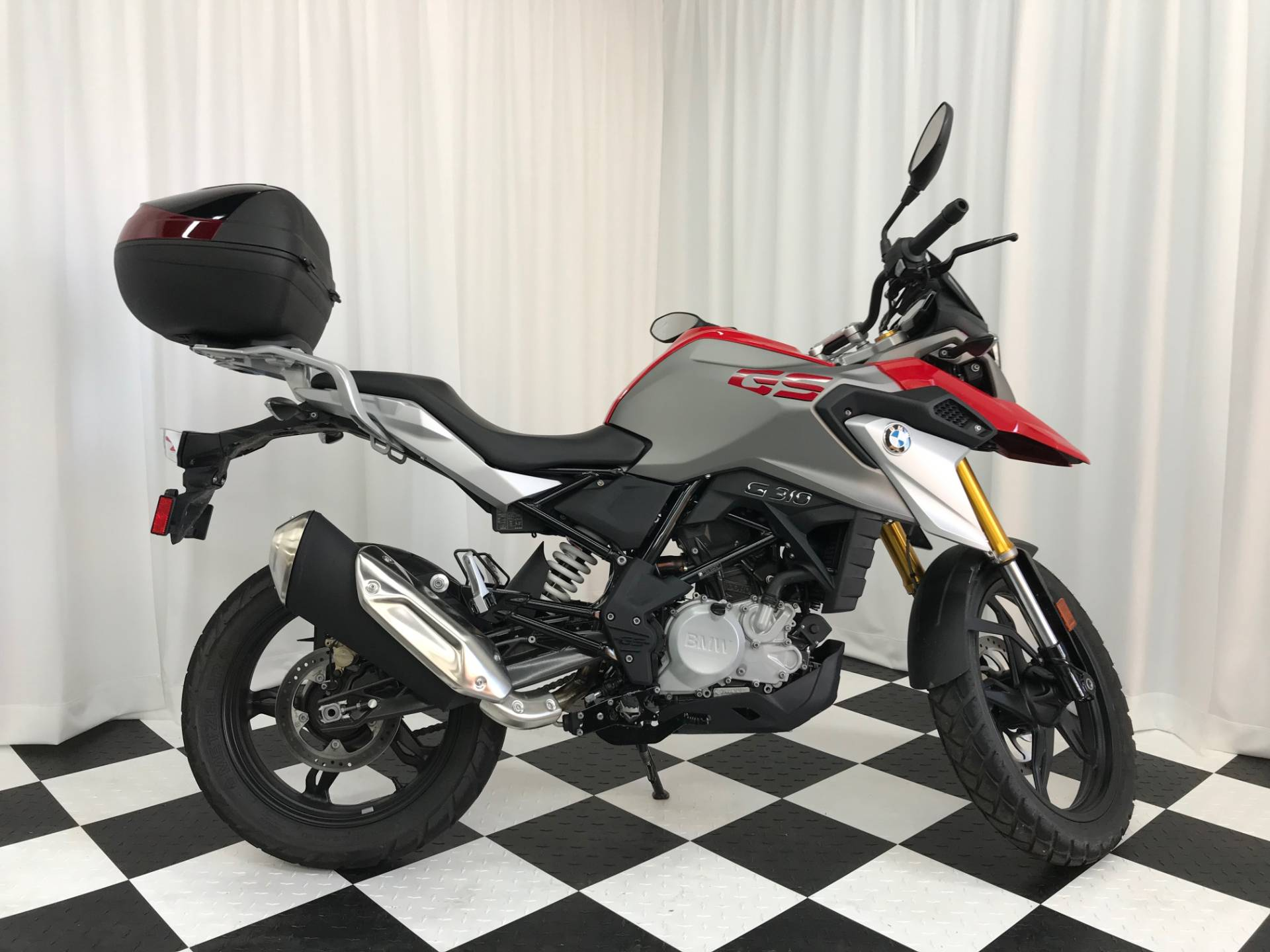 2018 BMW G 310 GS in Greenville, South Carolina