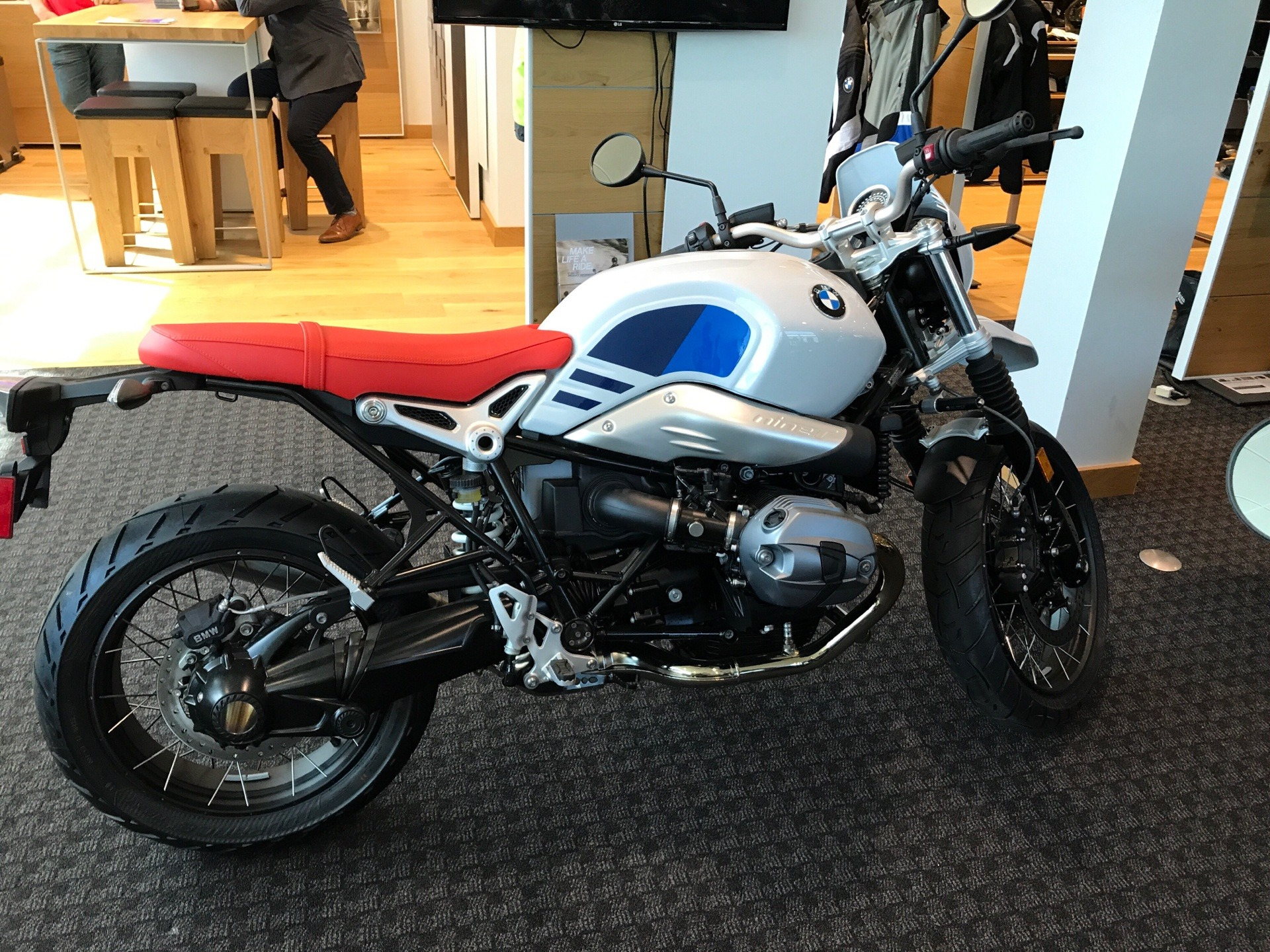 2018 BMW Enduro in Greenville, South Carolina