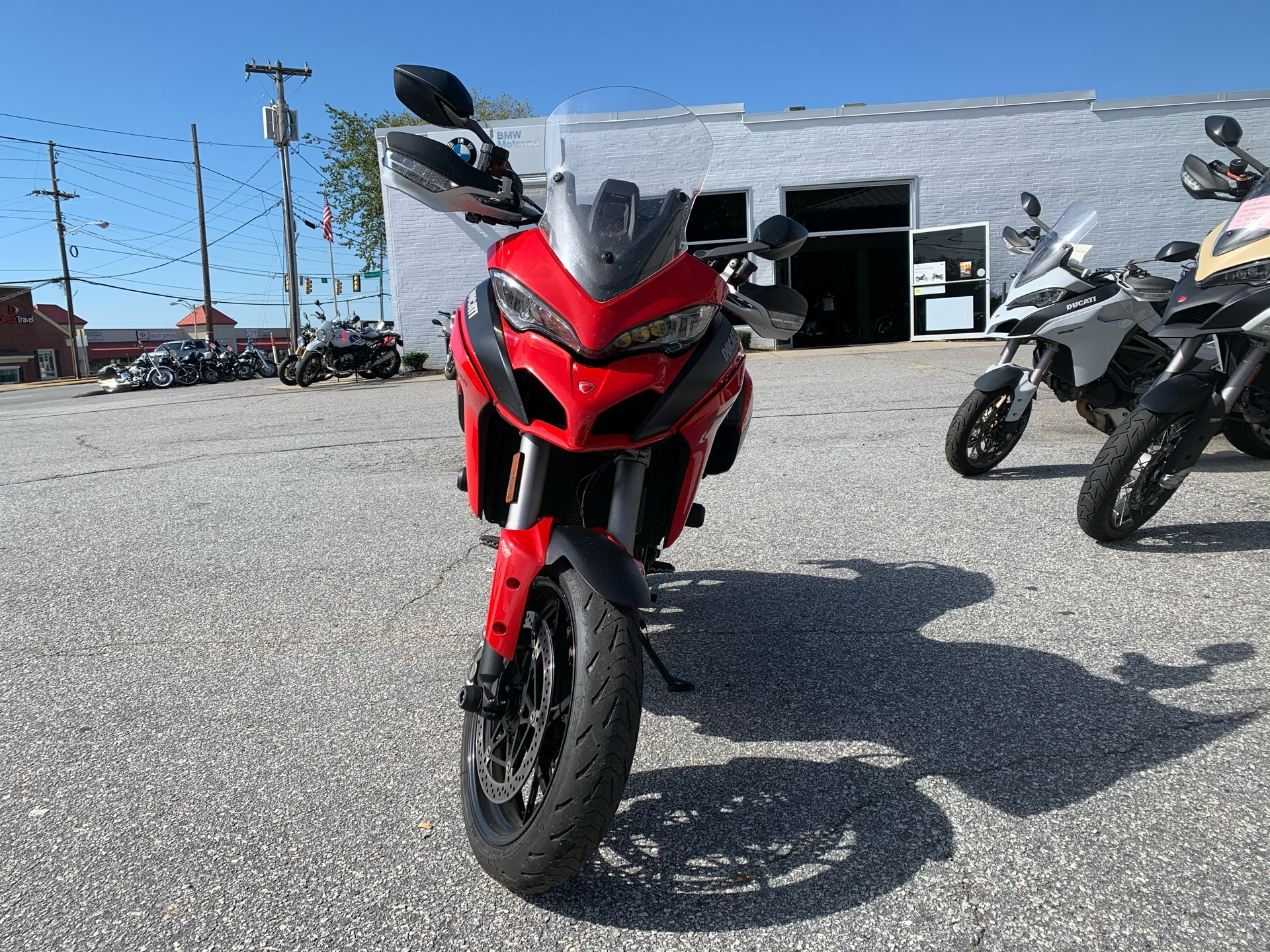 2019 Ducati Multistrada 1260 S Touring in Greenville, South Carolina - Photo 2