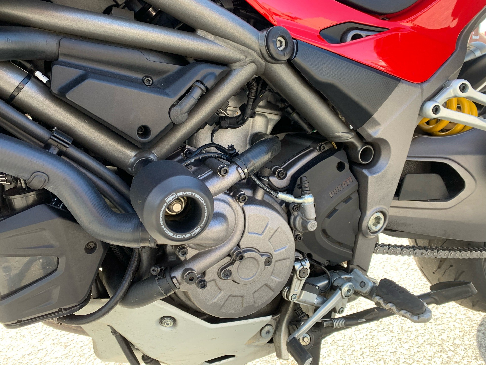 2019 Ducati Multistrada 1260 S Touring in Greenville, South Carolina - Photo 7