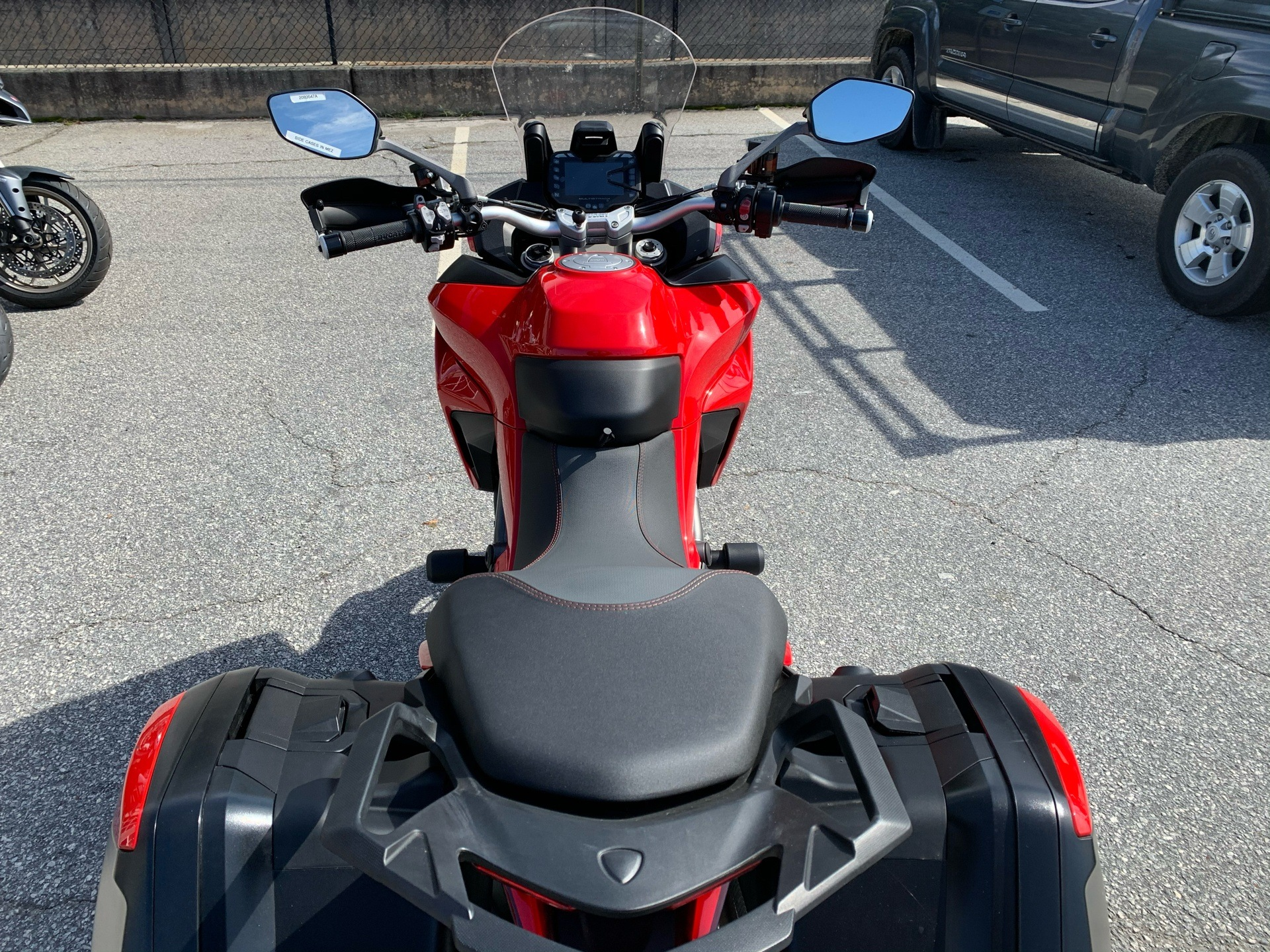 2019 Ducati Multistrada 1260 S Touring in Greenville, South Carolina - Photo 9