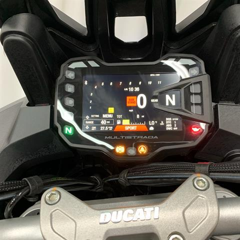 2019 Ducati Multistrada 1260 S Touring in Greenville, South Carolina - Photo 5