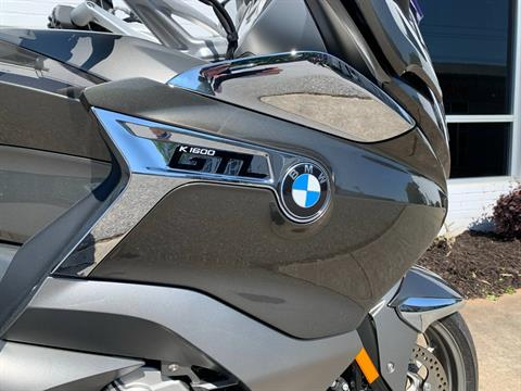 2021 BMW K 1600 GTL in Greenville, South Carolina - Photo 9