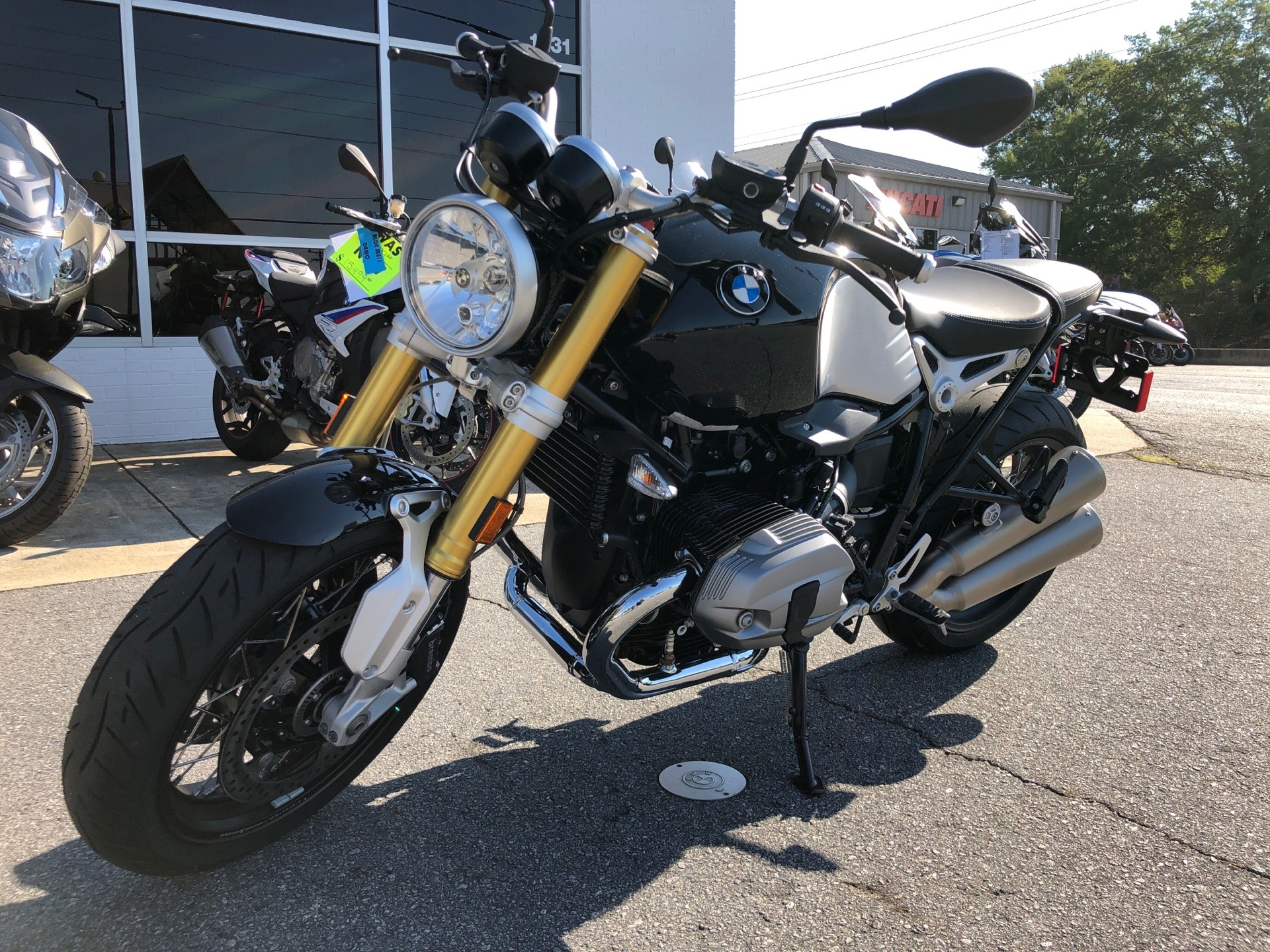 2020 BMW R nineT in Greenville, South Carolina - Photo 4